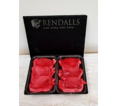 Flavoured Pork Steaks x 6