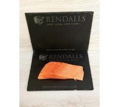 Fresh Salmon Fillet (Skinless)