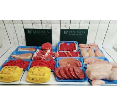 Monthly Bumper Meat Pack