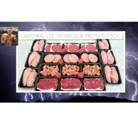 Lightning Lee Mcgregors High Protein Low Fat Meat Pack
