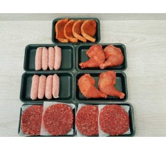 Value BBQ Meat Pack