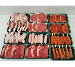 BBQ Taster Deal Meat Pack