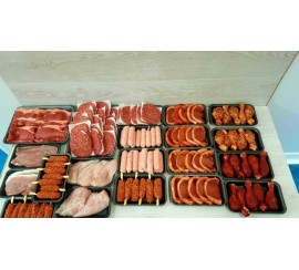 BBQ Banquet for 20 Meat Pack