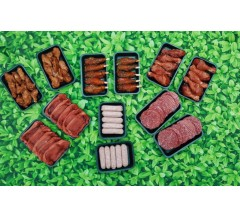 BBQ Sizzler Meat Pack