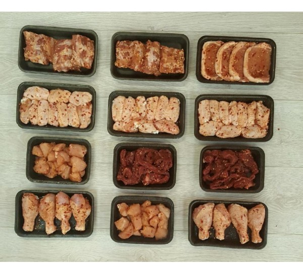 Authentic Chinese Salt and Pepper Meat Pack