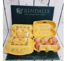 Corrie Mains Free Range Farm Eggs