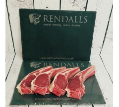 Single Loin Lamb Chops (pack of 4)
