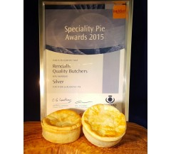 Award Winning Steak & Buckfast Pie (pack of 4)