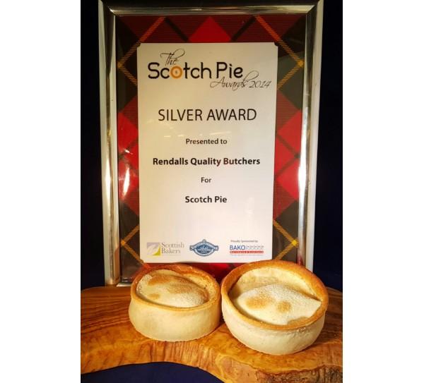 Award Winning Scotch Pie (pack of 2)