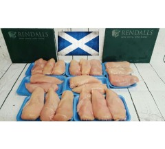 5kg Scottish Chicken Fillets