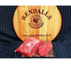 Rendalls Gold Scotch Rump Steak
