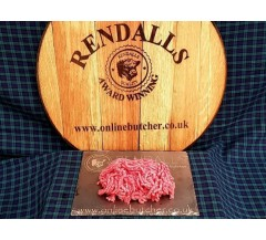 Rendalls Gold Scotch Steak Mince