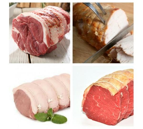 Rendalls Large Roasting Meat Pack