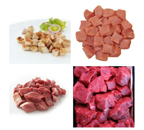 Rendalls Mixed Stew Meat Pack