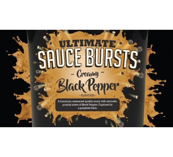 Creamy Pepper Burst in Your Mouth Steak Burgers (2 pack)