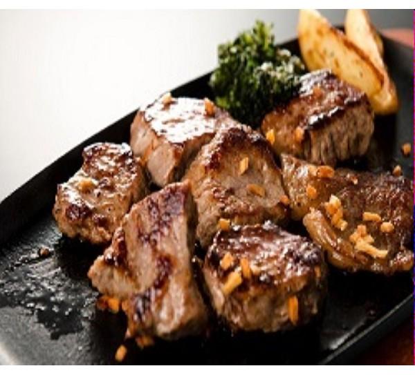 Lean Elk Diced Steak (500g)