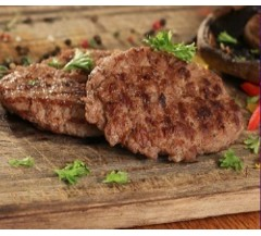 2 Wild Boar & Apple Burgers (220g)
