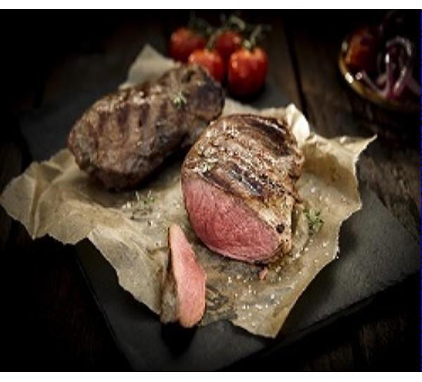 1 Wild Boar Haunch Steak (225g)