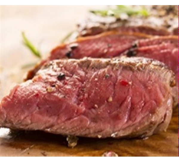 1 Buffalo Tenderloin Fillet Steak (225g)