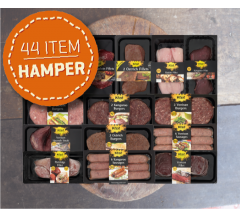 44 Item Exotic Meat Hamper