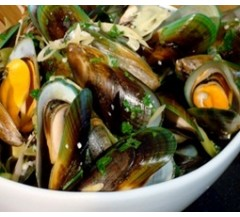 Green Shell Mussels (1kg)