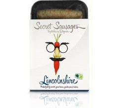 6 Lincolnshire Sausages (240g)