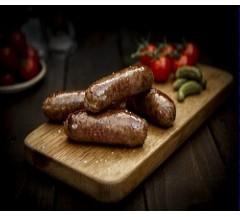 6 Venison Sausages (360g)