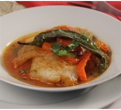 500g Caribbean Red Snapper Curry