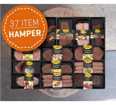 37 Item Exotic Meat & Fish Hamper