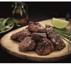 Lean Buffalo Diced Steak (500g)
