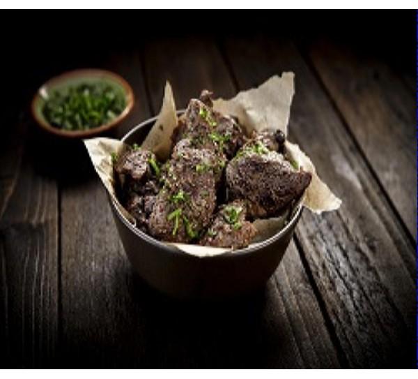 Lean Mouflon Diced Steak (500g)