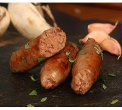 6 Horse Sausages (360g)