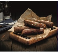 6 Buffalo Sausages (360g)