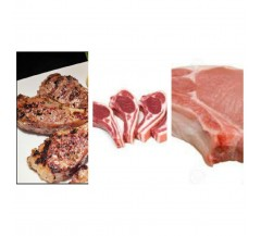 Rendalls Chops Selection Box Meat Pack