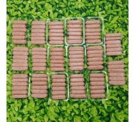 100 Thick Pork Sausages
