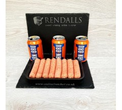 Sweet Chilli and Irn Bru Sausages (8 Pack)
