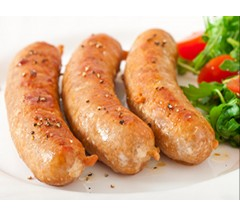 Sweet Chilli Chicken Sausages (pack of 6)