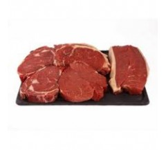 Rendalls Gold Steak Box Meat Pack