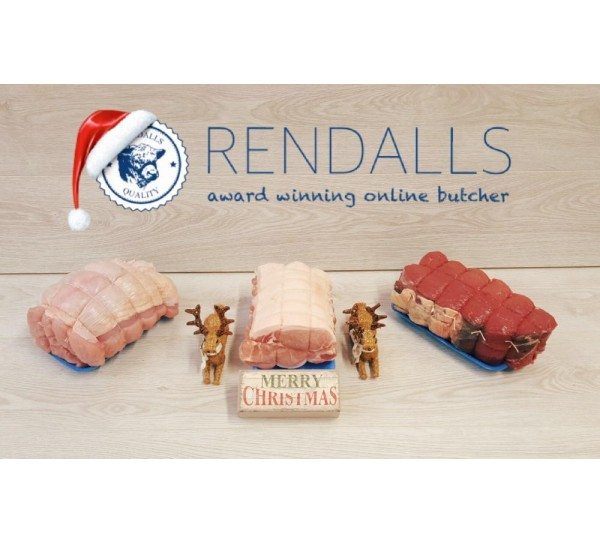 Snowball Christmas Meat Pack