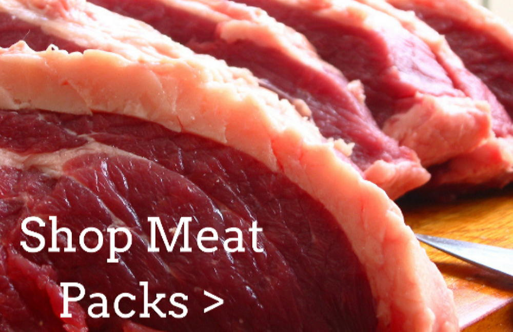 Shop Meat Packs with Rendalls Online Butcher